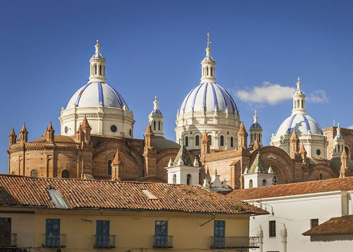 Cathedral of the Immaculate Conception, Cuenca