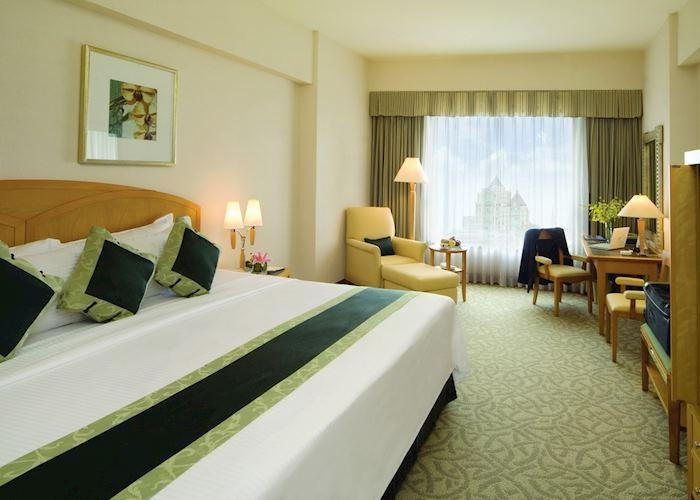 Deluxe room, Caravelle Hotel, Saigon