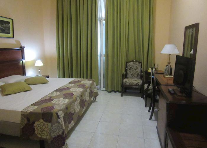 Standard room at Hotel Casa Granda