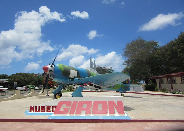 The Bay of Pigs Museum at Playa Giron