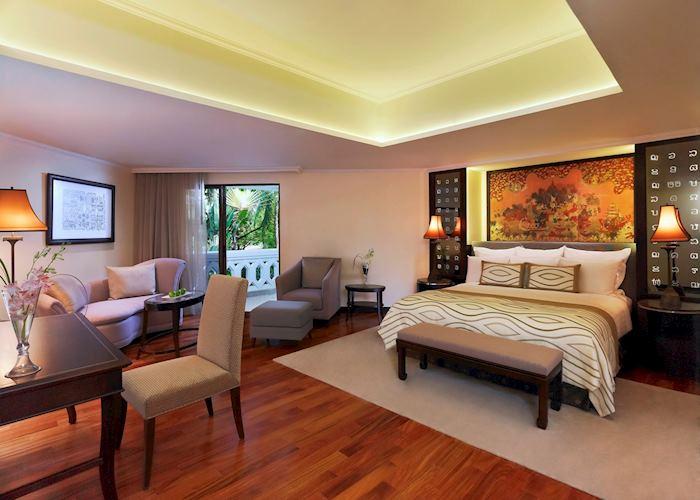 Junior Premier Suite, Anantara Riverside Bangkok