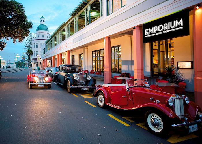Art Deco Masonic Hotel, Napier & Hawkes Bay