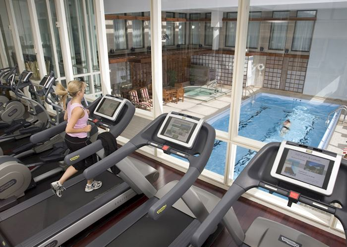 langham boston fitness