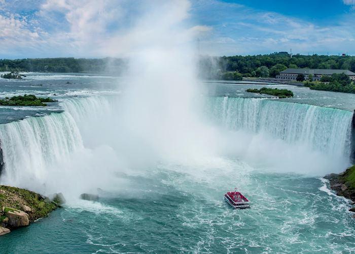 Niagara Falls cruise