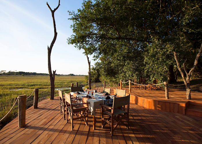 Musekese Bush Camp, Kafue National Park