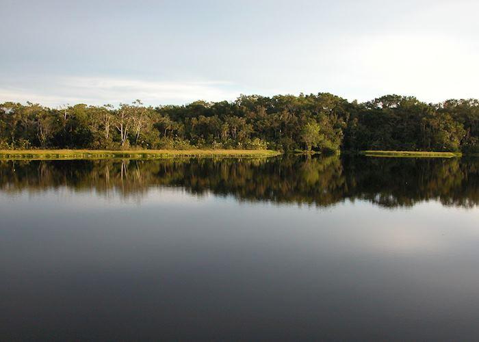 Pilchacocha Lake, Sacha Lodge