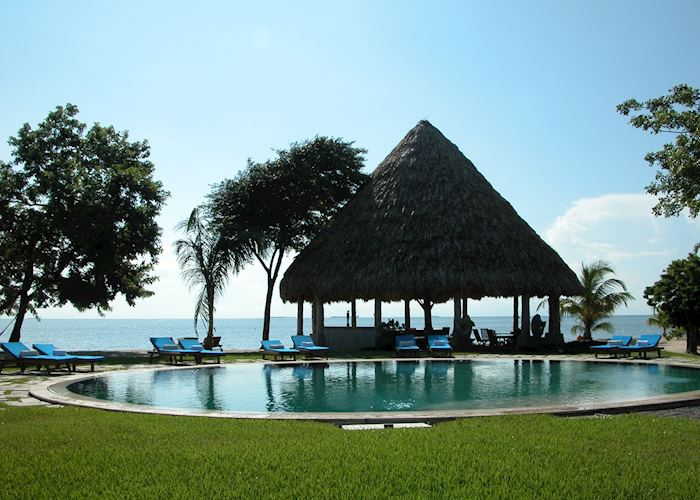 Turtle Inn Resort, Placencia