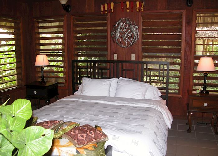 Chan Chich Lodge, Belize