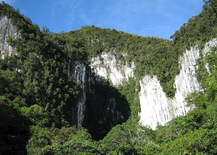 Deer Cave, Mulu National Park, Malaysian Borneo