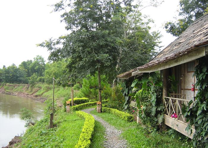 Boat Landing Guest House, Luangnam Tha