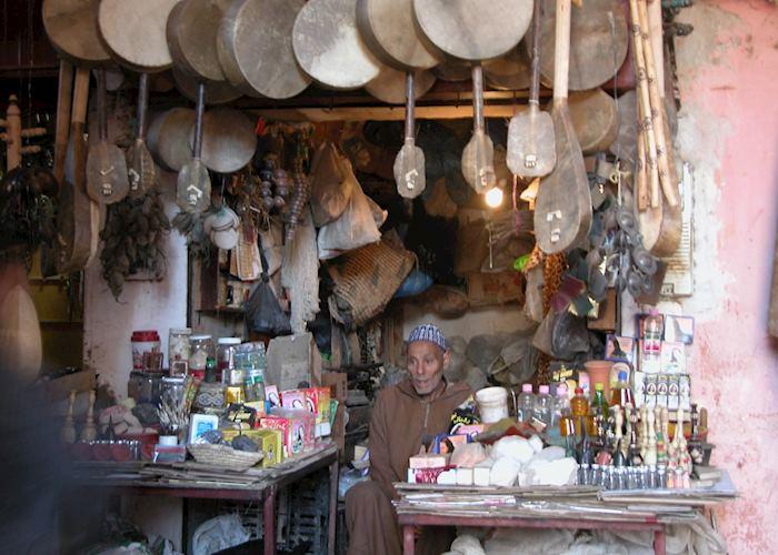 Taroudant medina, Morocco