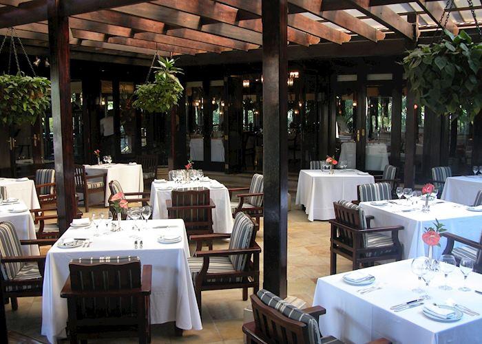 Dining, Zimbali Lodge