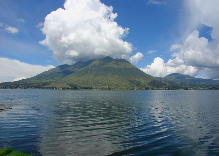 Lago San Pablo, near Otavalo