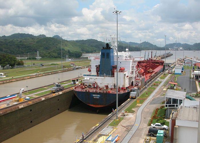 Miraflore Locks, Panama City