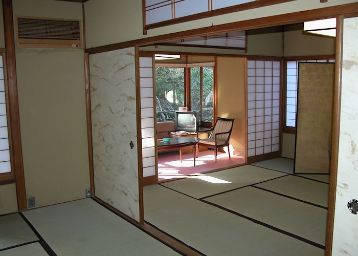 Cottage room, Iwaso Ryokan