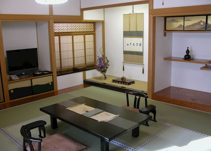 Room at the Souji-in Shukubo
