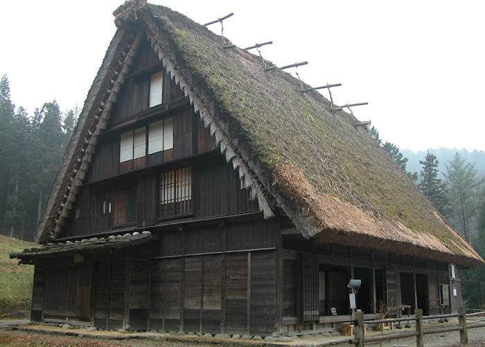 Gassho House, Hida Takayama Folk Village