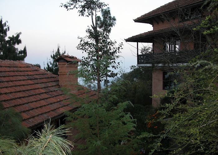 The Fort, Nagarkot