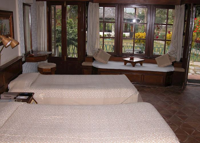 Superior room, Fish Tail Lodge, Pokhara