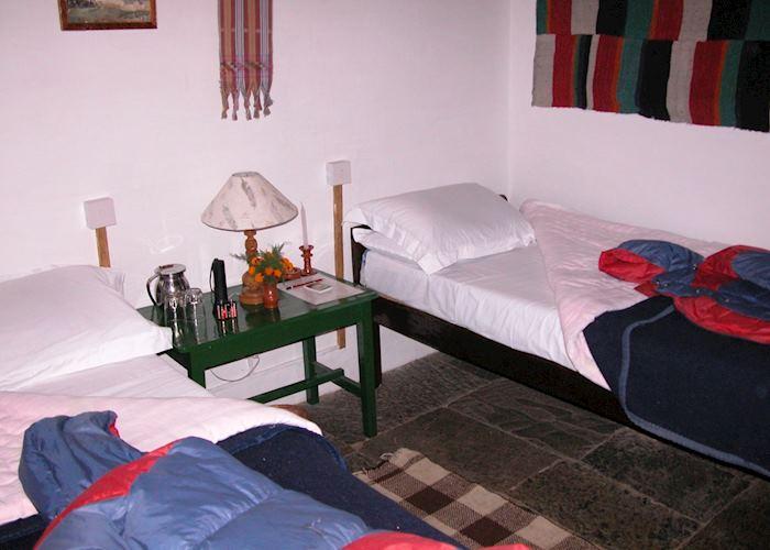 Standard room, Himalaya Lodge, Ghandruk
