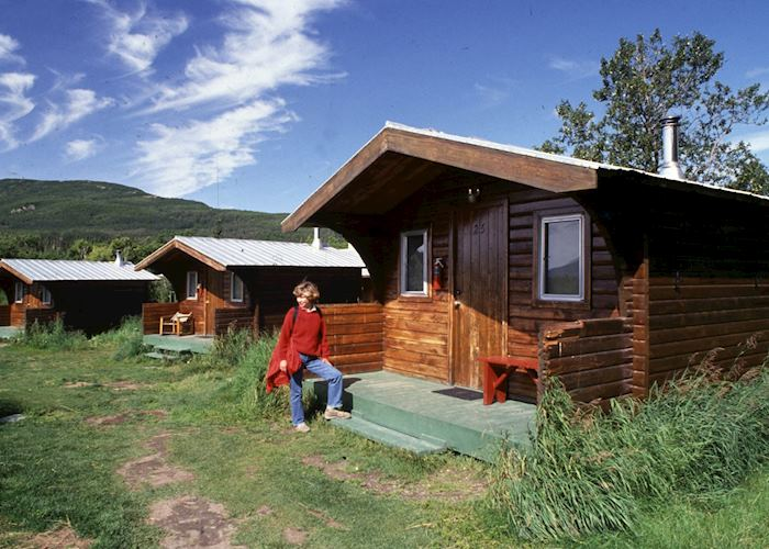 Brooks Lodge, Katmai National Park
