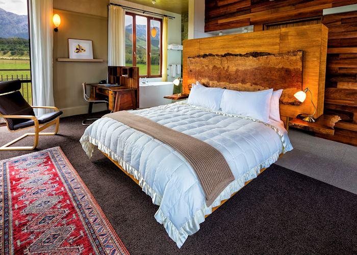 Hapuku Lodge, Kaikoura