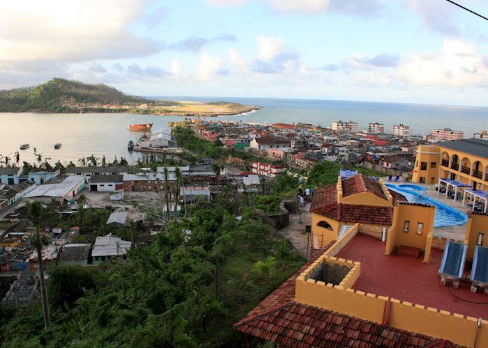 Hotel El Castillo, Baracoa