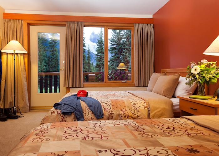 Bugaboo Lodge, Banff