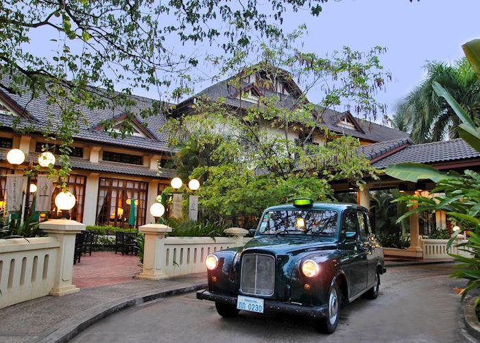 Settha Palace, Vientiane