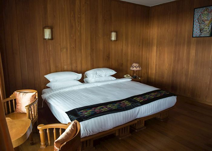 Room at Bagan Thande