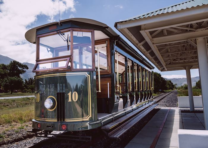 The Franschhoek Wine Tram