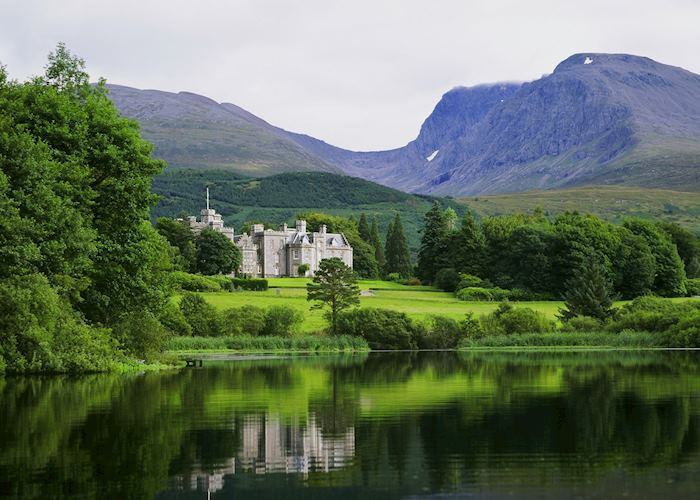 Inverlochy Castle, Fort William