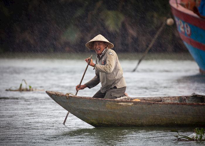 Hoi An Fisherman