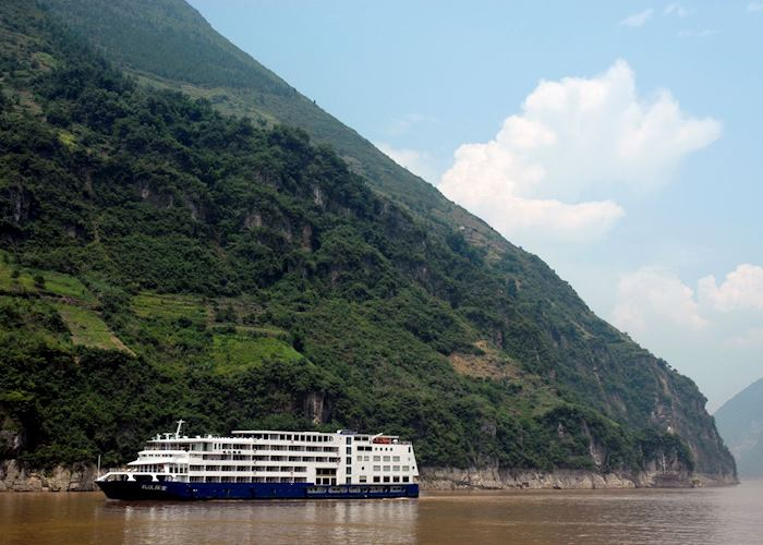 Sanctuary Cruises, Yangtze Explorer