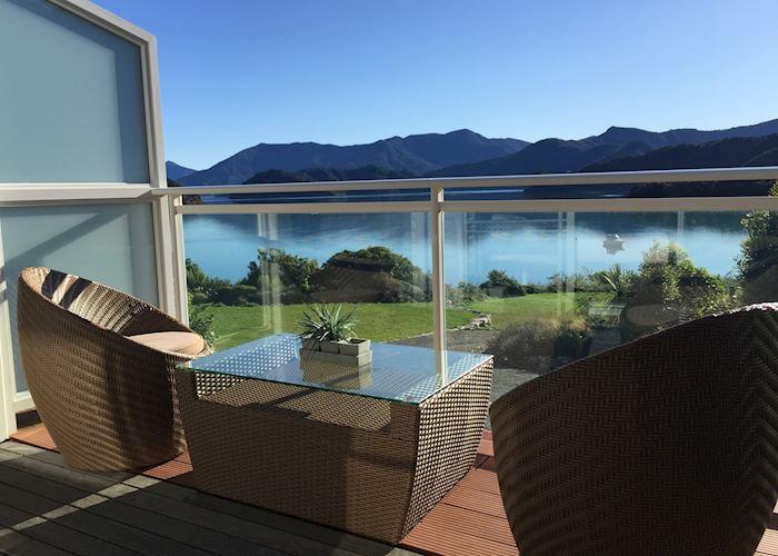 Portage Resort Hotel, Picton & The Marlborough Sounds