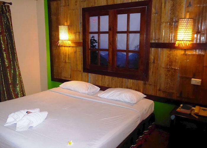 Deluxe Room, Phumanee Lahu Home Hotel