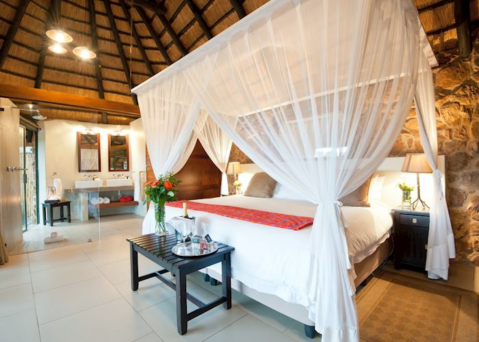 Chalet at Leopard Mountain Game Lodge