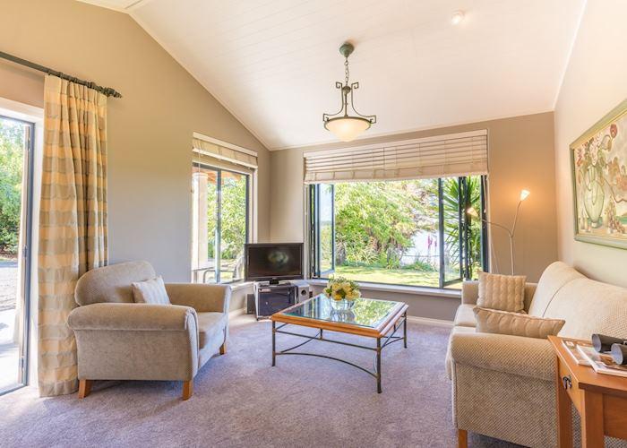 Hamilton Villa at Te Koi Lodge