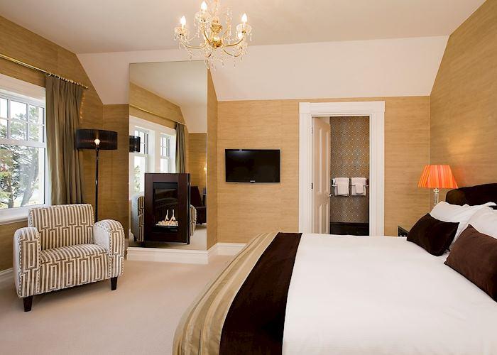 Bedroom, Camp Estate, Dunedin