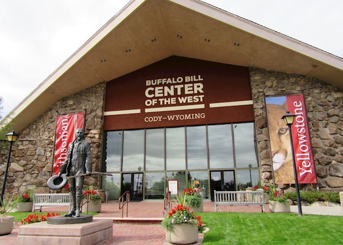 Buffalo Bill's Centre of the West in Cody, Wyoming