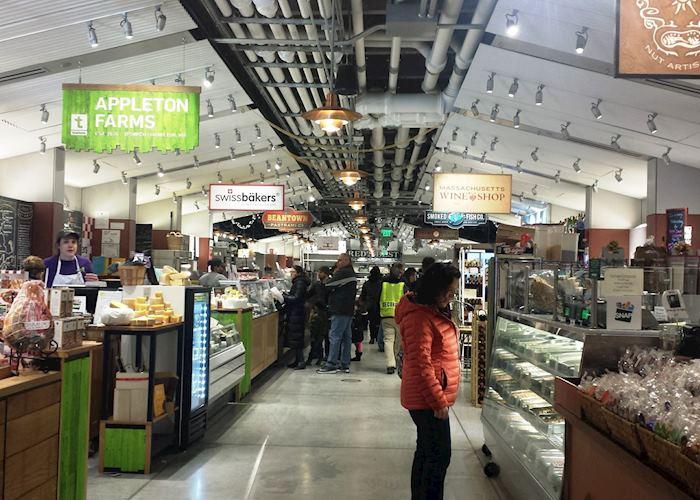Boston Indoor market