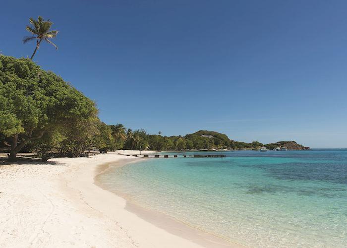 Beach, Petit St. Vincent, Petit St Vincent
