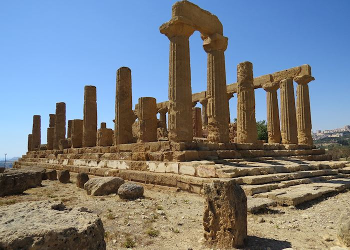 Ancient temple, Agrigento