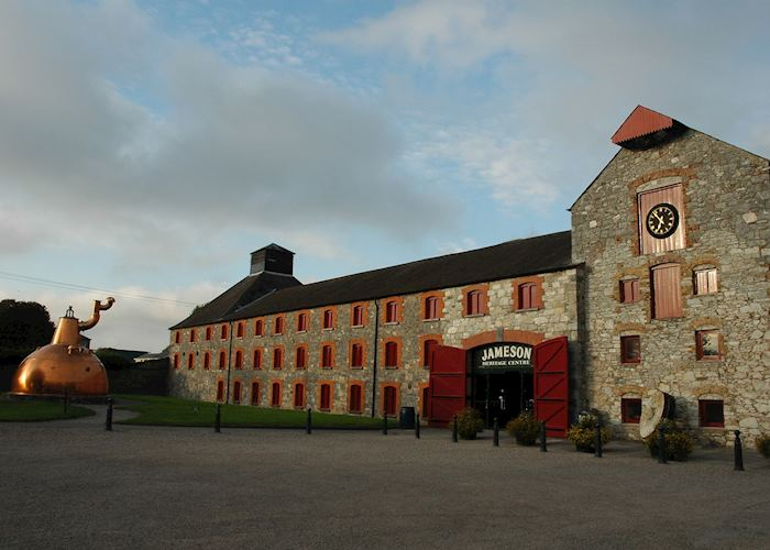 Jameson Old Midleton Distillery