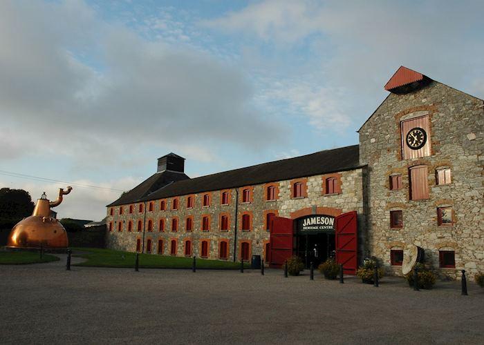 Jameson Old Midleton Distillery
