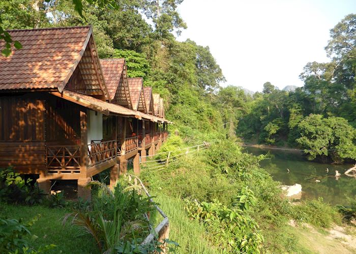 Riverview Bungalows at Spring River Resort