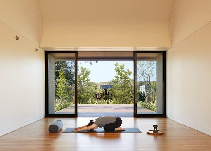 Yoga Studio at Amanemu, Shima
