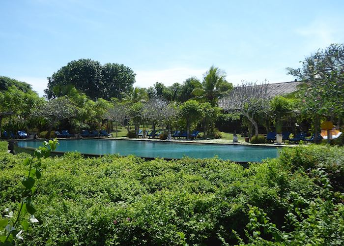 Swimming pool, Naya Gawana