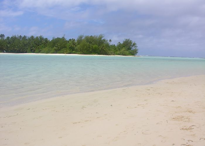 Samade on the Beach, Aitutaki
