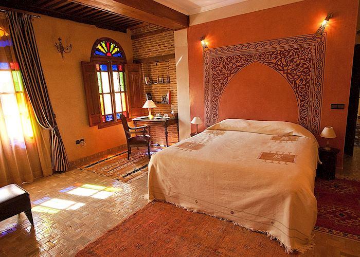Aubergine suite, Ryad Salama, Fez